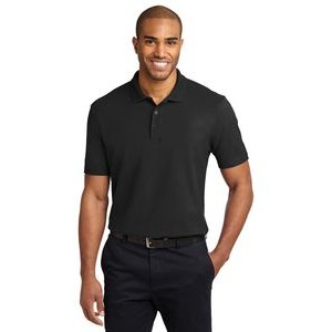 Port Authority� Tall Stain-Resistant Polo Shirt
